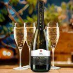 фото бутылки шампанского Санто Стефано