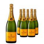 фото бутылки Шампанского Вдова Клико