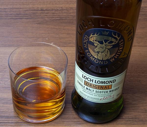 фото бутылки виски Лох Ломонд