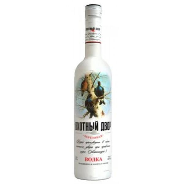 фото бутылки водки охотный двор