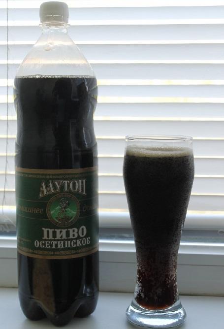 фото бутылки пива алутон