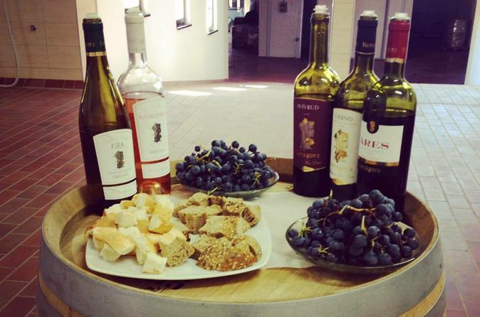 фото чем закусывать болгарские вина