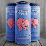 пиво delirium tremens