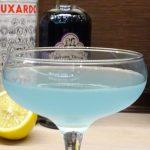фото алкогольного коктейля Авиация