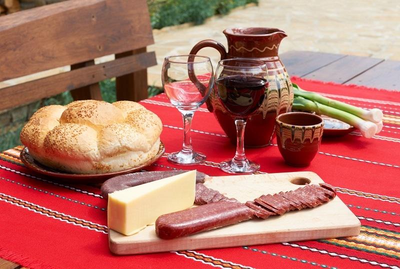 фото болгарских вин