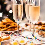 фото что можно подать к шампанскому