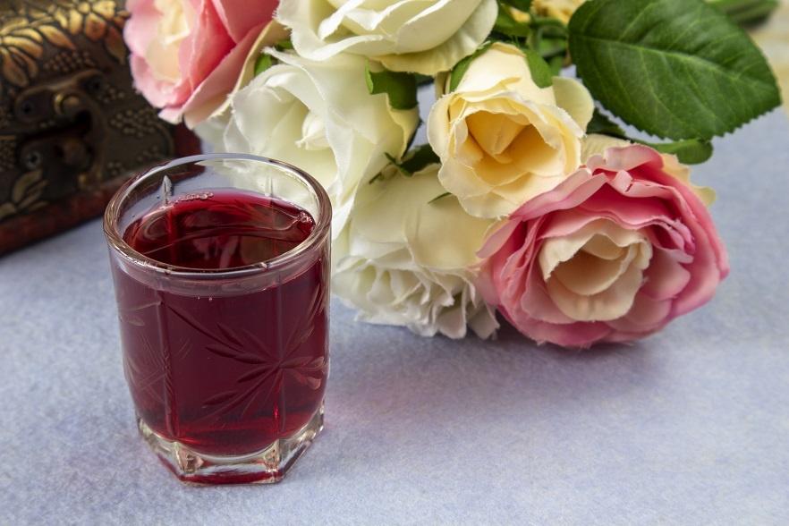 фруктовая алкогольная запеканка