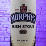 фото этикетки пива Мерфис