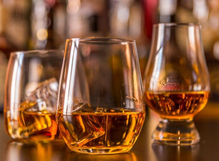 фото шотландского островного виски