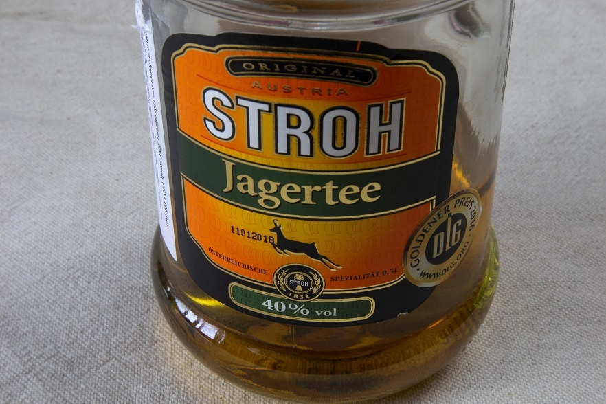 STROH Jagertee фото