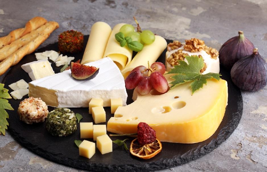 фото сырной нарезки для шампанского