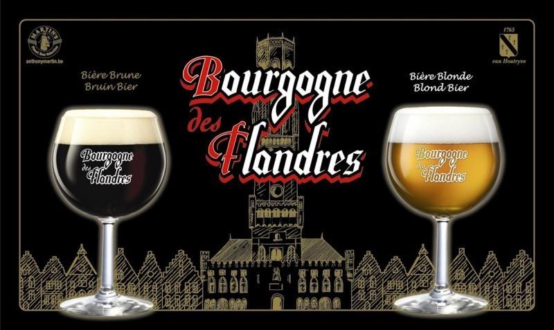 фото ассортимента пива Бургунь де Фландерс