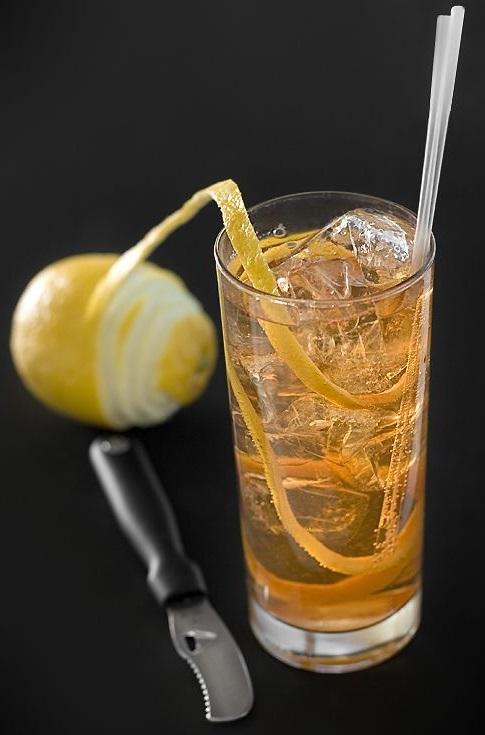 фото алкогольного коктейля Лошадиная шея