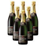 фото бутылки шампанского Лансон