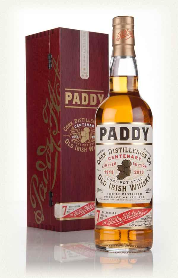 фото бутылки виски Пэдди