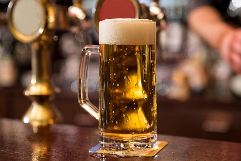 ирландское пиво лагер