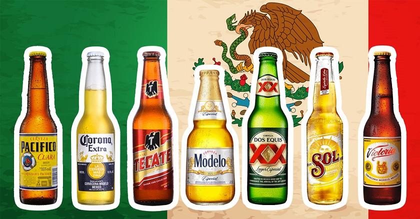 фото марок мексиканского пива