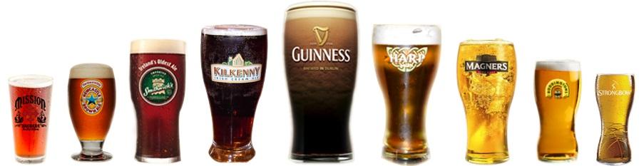 фото известных марок ирландского пива