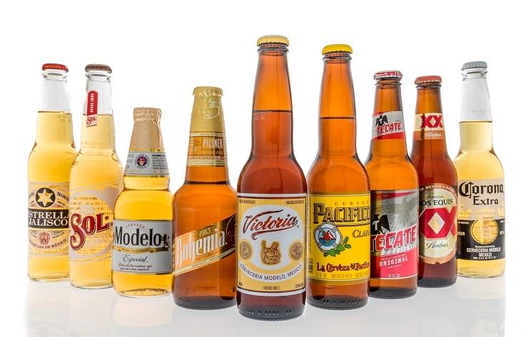марки мексиканского пива