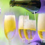 приметы, связанные с шампанским