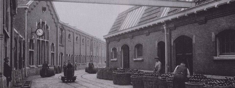 фото склада компании де Кайпер