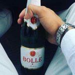 фото бутылки шампанского Болле