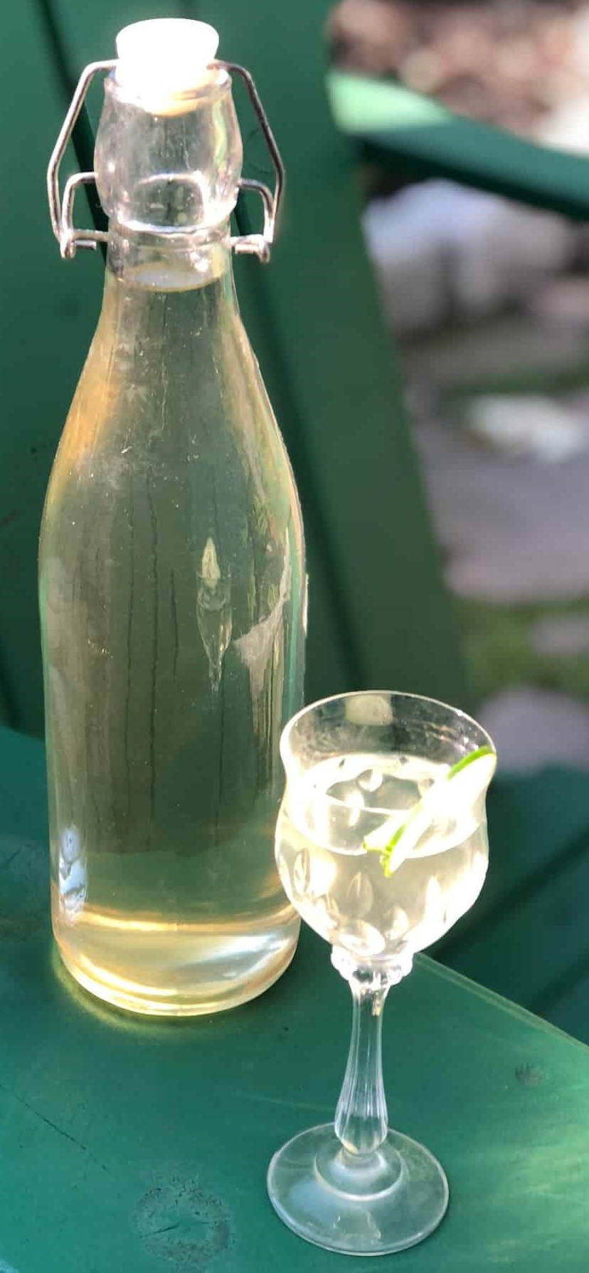 фото домашнего вина из мяты