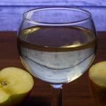 фото домашнего вина из сока яблок