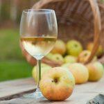 фото домашнего вина из яблочного сока