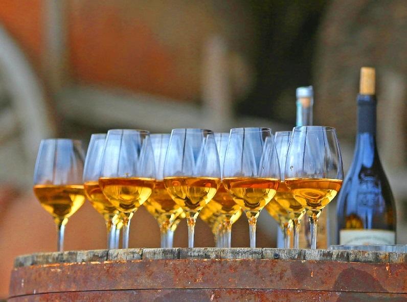 фото грузинского вина Цинандали