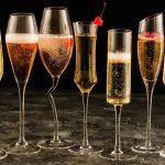 как правильно выбрать бокал под шампанское
