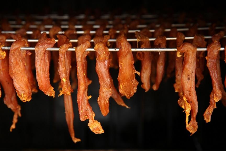 приготовление куриных чипсов