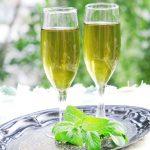 фото мятного вина