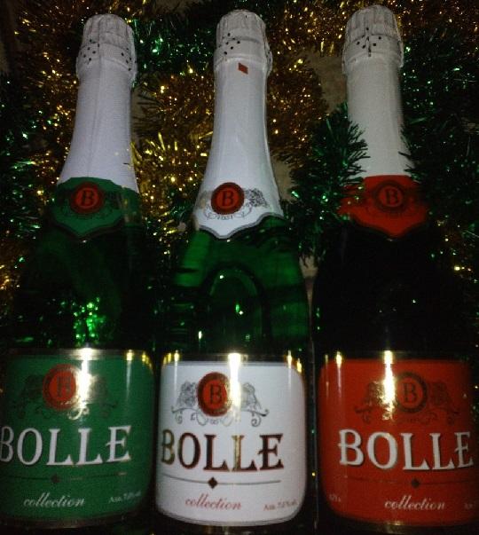 фото ассортимента шампанского