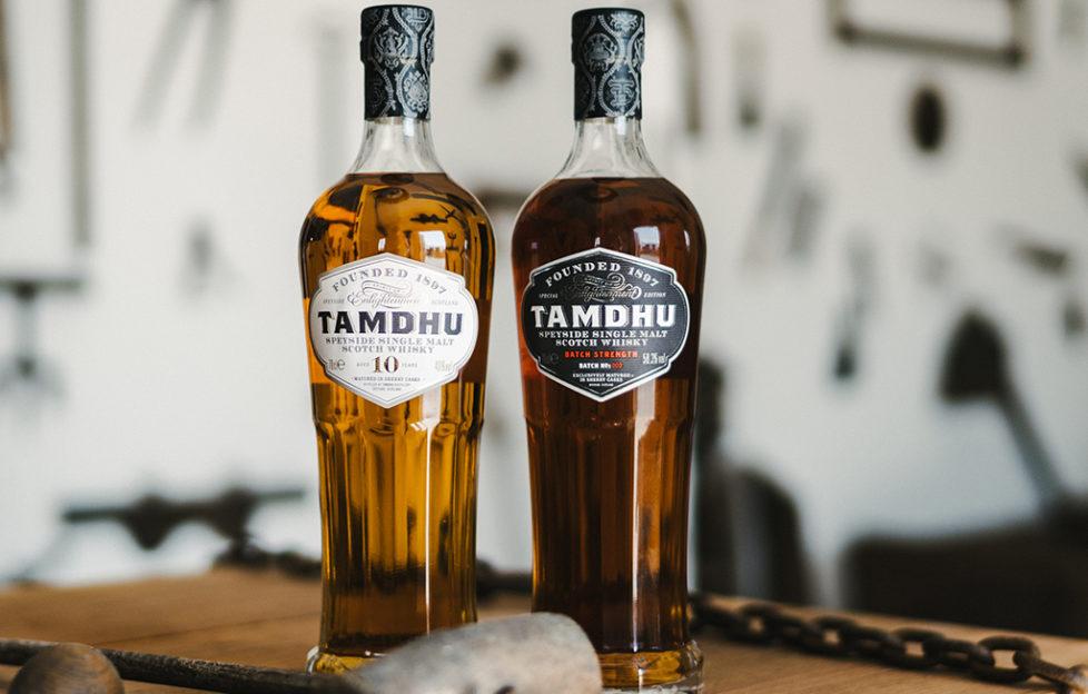 фото ассортимента виски Тамбу