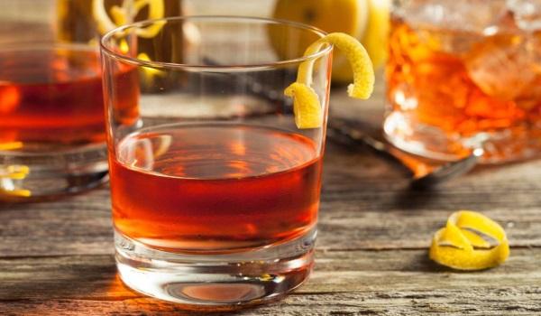 фото алкогольного коктейля Сазерак