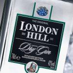 фото этикетки джина Лондон Хилл