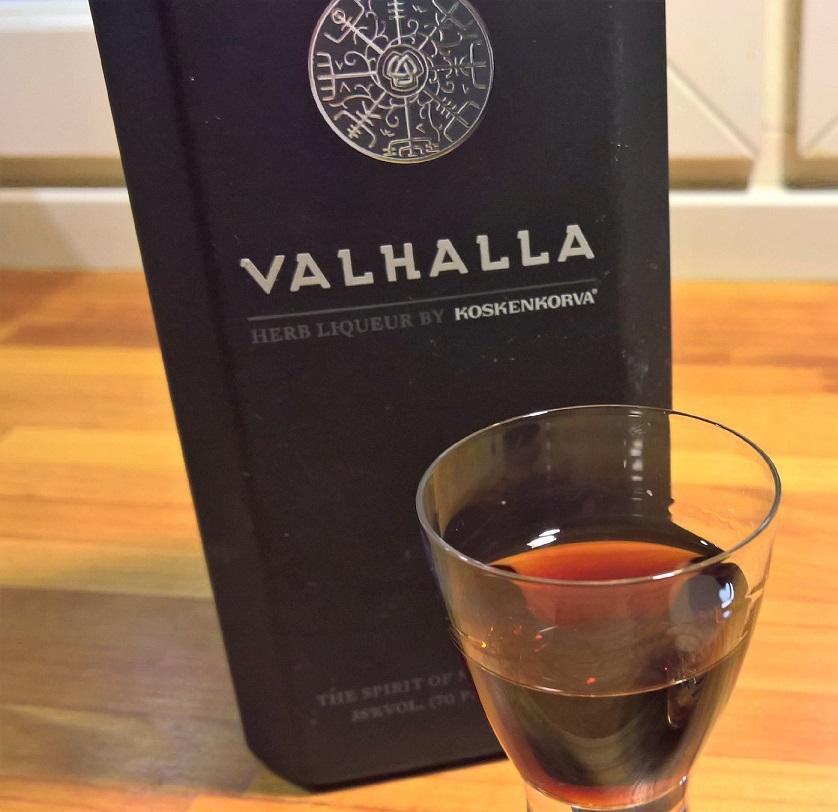 фото финского ликера Вальхалла