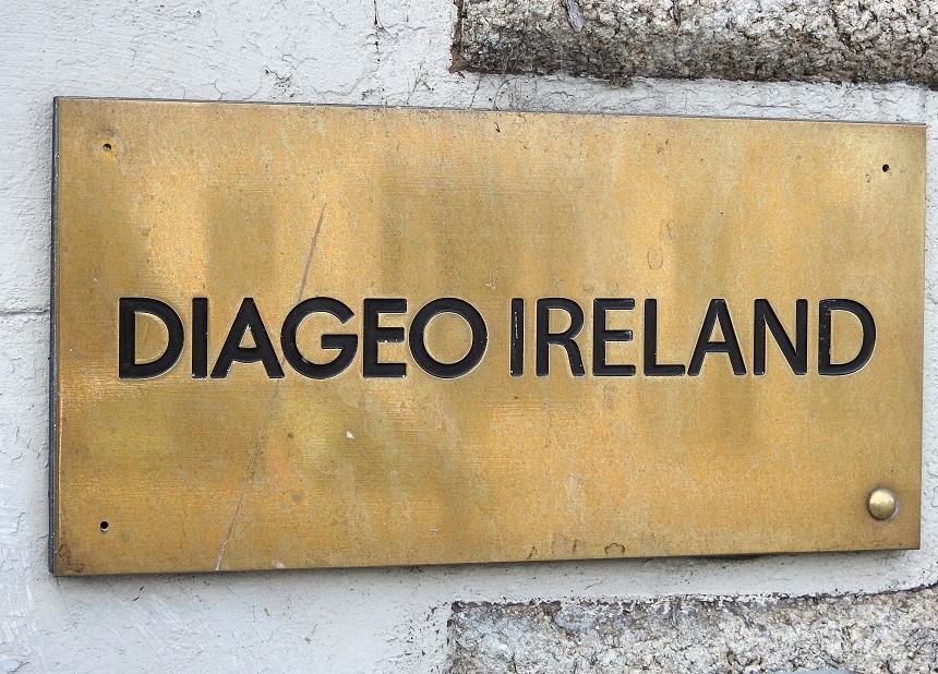 логотип Диаджио