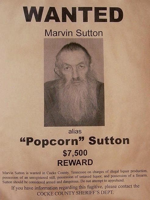 Марвин Саттон в розыске
