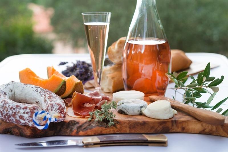 с чем пить вина Прованса