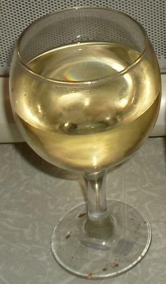 фото шампанского москато в бокале