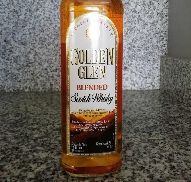 фото виски Голден Глен