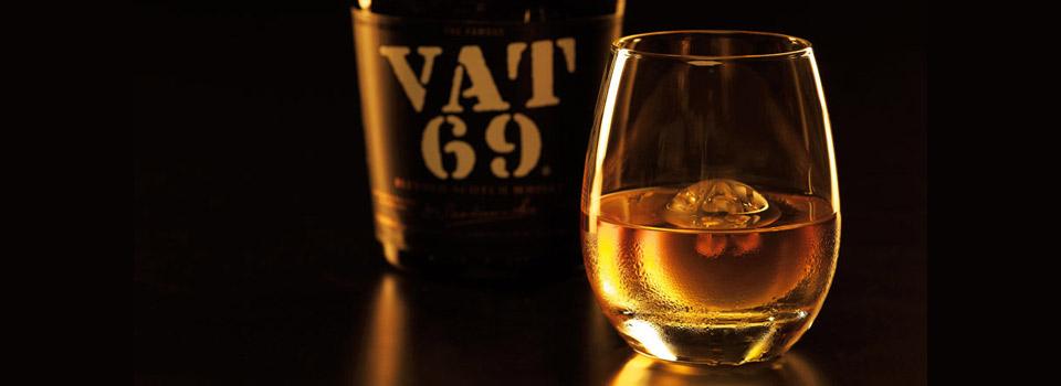 фото виски ВАТ 69