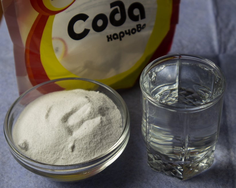 добавлять ли соду в самогон