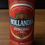фото этикетки пива Голландия