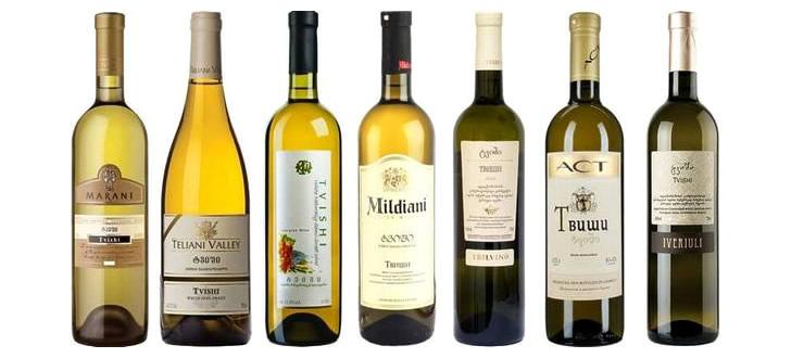 фото известных марок вина Твиши