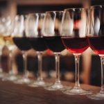 фото красных вин долины Роны