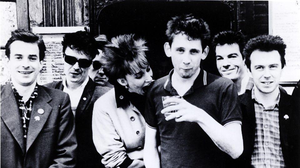 фото музыкальной группы The Pogues