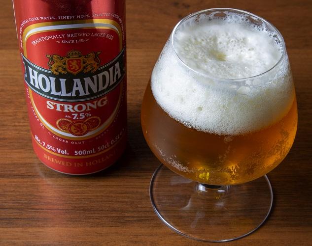 фото пива Голландия стронг